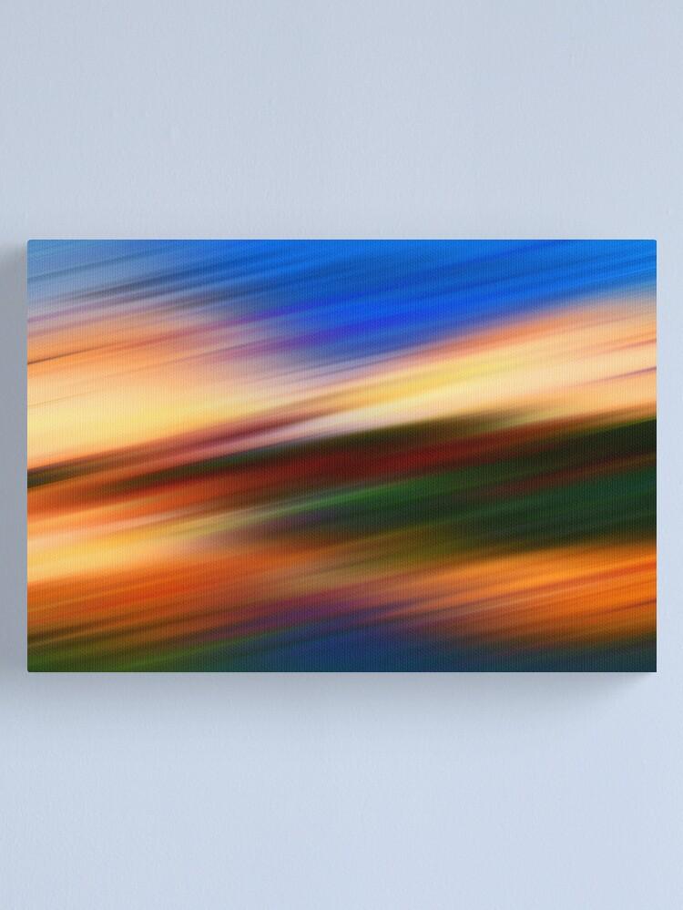 Alternate view of Desert Dawn Canvas Print