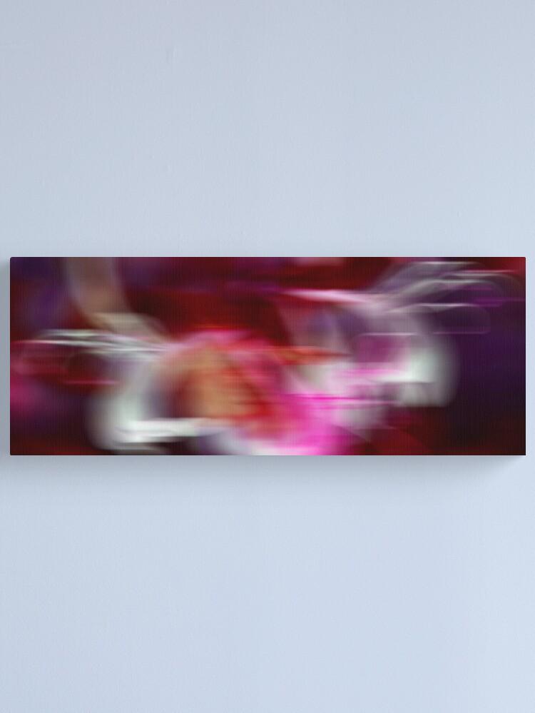 Alternate view of As Hummingbirds Canvas Print