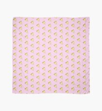 Pastel Pink Pizza Scarf