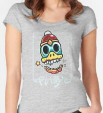 SWEET DREAMS DEUX Fitted Scoop T-Shirt