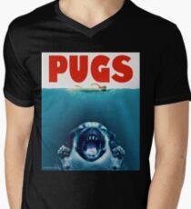 paws Men's V-Neck T-Shirt