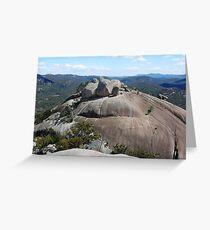 Girraween National Park Queensland Australia Greeting Card