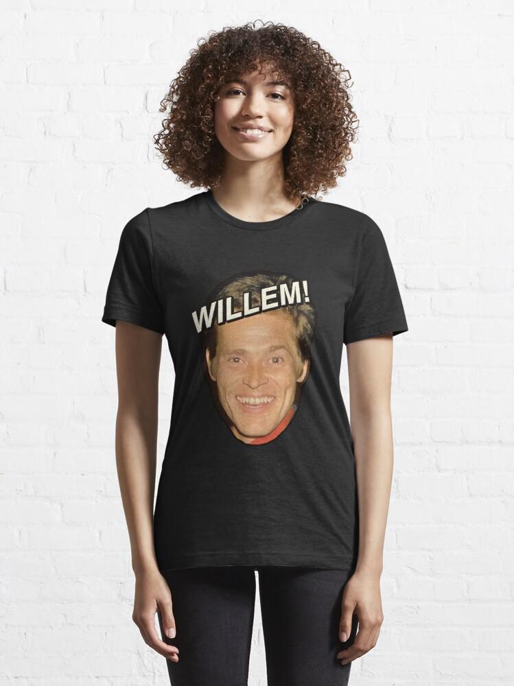 Alternate view of WILLEM! Essential T-Shirt