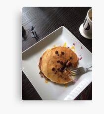 Pancake Canvas Print