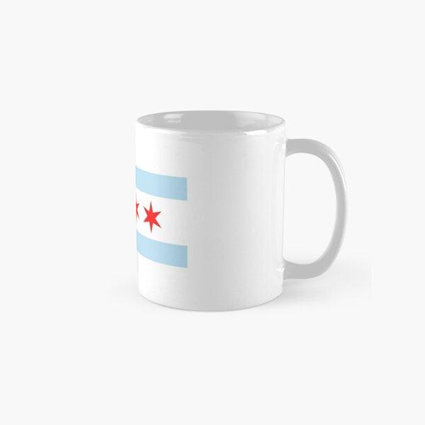 Chicago Flag Normal Taza clásica