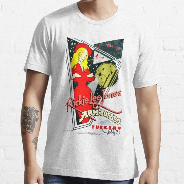 Rikki Lee Jones - Armadillo Camiseta esencial