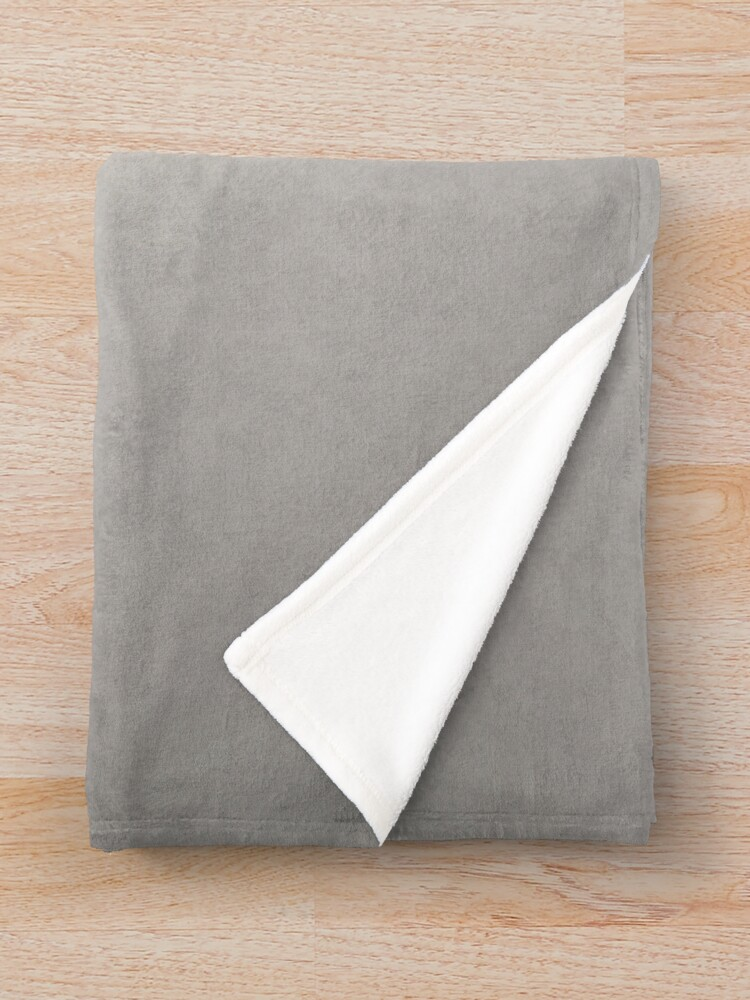 Alternate view of Mrs. & Mrs. Lesbian Design Throw Blanket