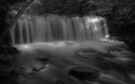 Oneida Falls (in full splendor) by Aaron Campbell