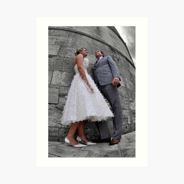 Wedding 1.50 Art Print