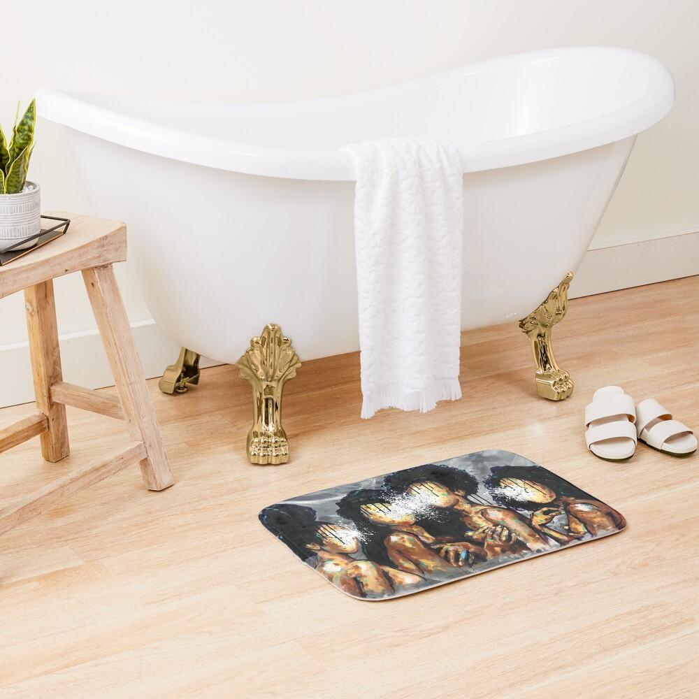 Naturalmente LIV Alfombra de baño