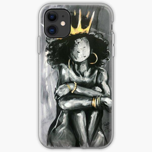 Natürlich Königin IX iPhone Flexible Hülle