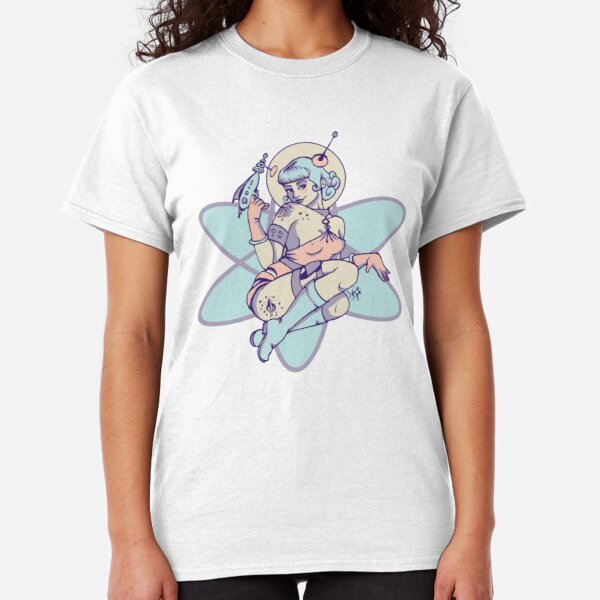 Space Babe Classic T-Shirt