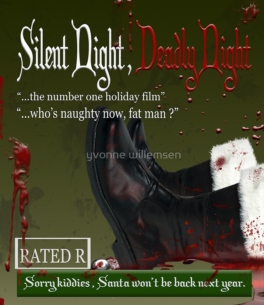 deadly night by yvonne willemsen