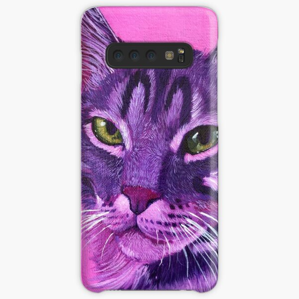 Pink and Purple Thelma  Samsung Galaxy Snap Case