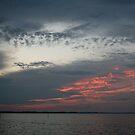 gulf coast skyscape by Sheila McCrea