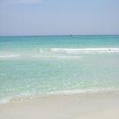 gulf coast beach by Sheila McCrea