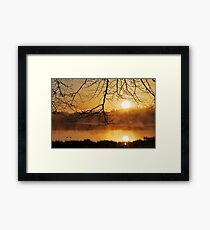 Lightthought 2 Framed Print