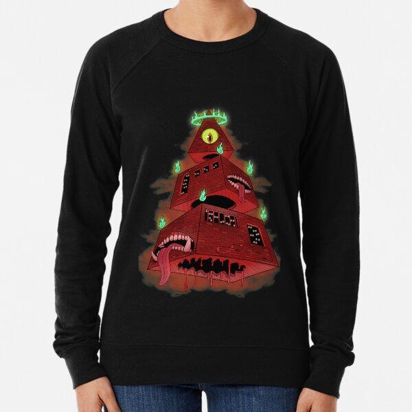 Hell Pyramid Lightweight Sweatshirt