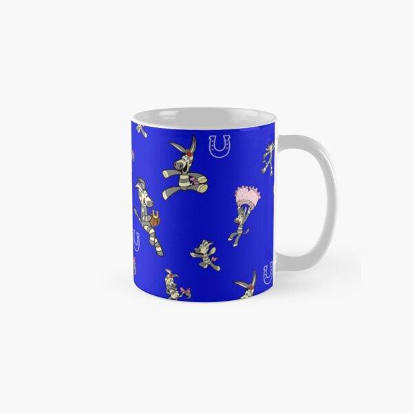 Zonkey Escape bandana blue  Classic Mug