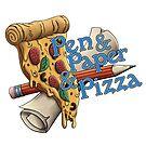RPG Humor Stift & Papier & Pizza von PathOfPixels