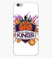 South Geelong Kings Basketball iPhone Case