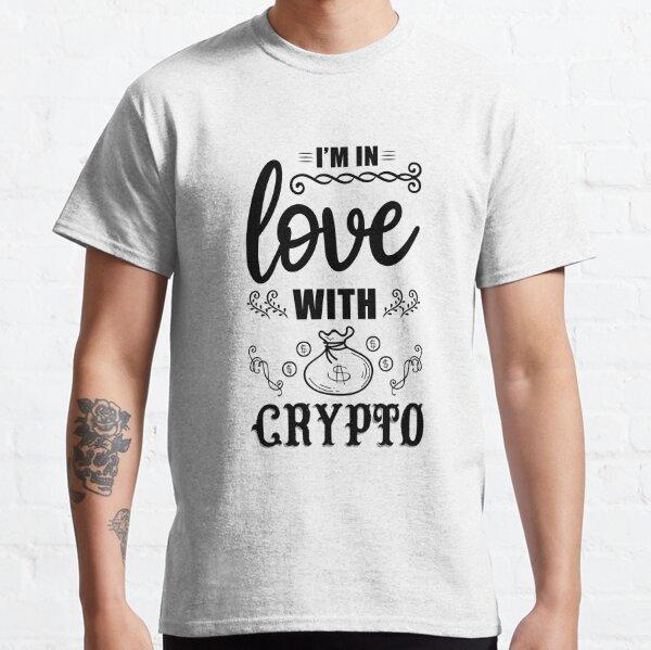 Ich bin verliebt in Krypto Classic T-Shirt