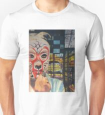 Painted Face T-Shirt