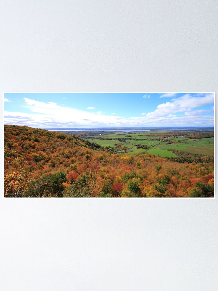 Alternate view of Lookout for Autumn Poster
