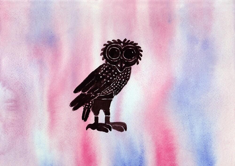 Athena's Owl by Linda Ursin