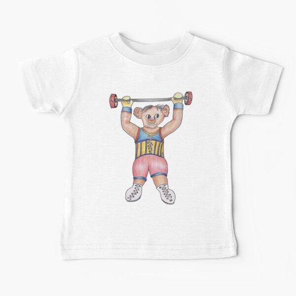 Arno Strongman Circus Performer Baby T-Shirt