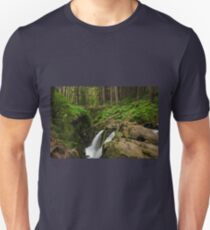 Sol Duc Falls Unisex T-Shirt