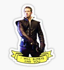 Prince Charming Sticker