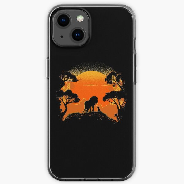 Father and Son iPhone Soft Case