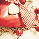 Vintage Christmas 5x7 by Sara Hazeldine