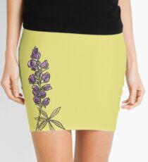 Lupine Mini Skirt