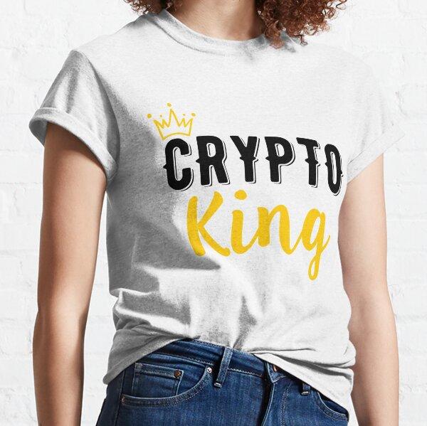 Krypto König Classic T-Shirt