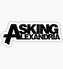 ASKING ALEXANDRIA Sticker