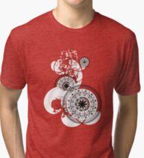 mosaic Tri-blend T-Shirt