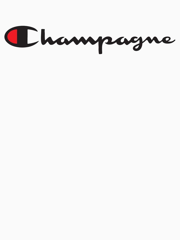 Champagner von mklbst