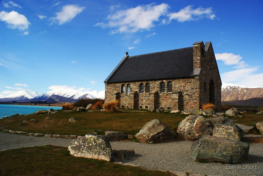 The Church by Elaine Short