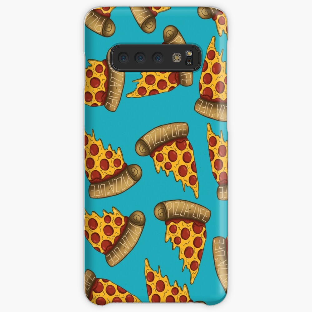 Pizza is LIFE Case & Skin for Samsung Galaxy