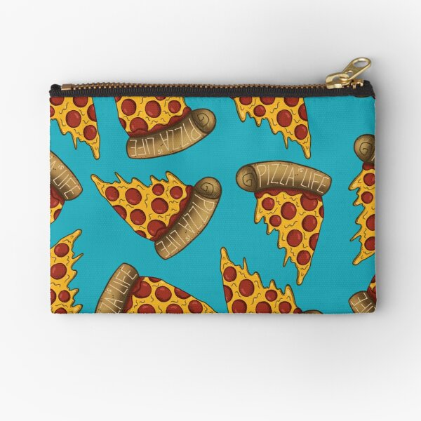 Pizza is LIFE Zipper Pouch