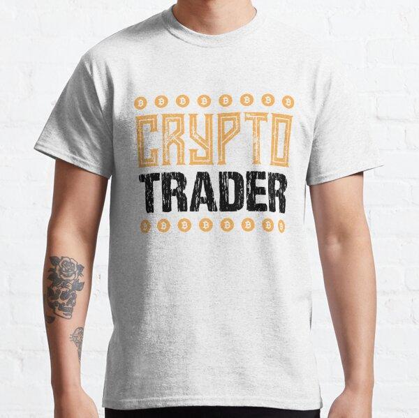 Kopie von Krypto Bitcoin HODLER Classic T-Shirt