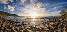 Noosa Heads Sunset by Dean Bailey