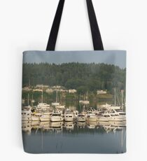 Nautic Circle... Tote Bag