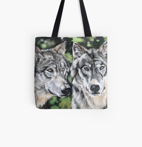 Brother All Over Print Tote Bag