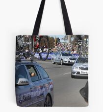 Support Teams Tote Bag
