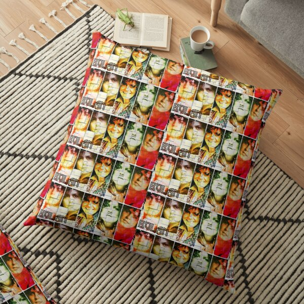 Marc Bolan Floor Pillow