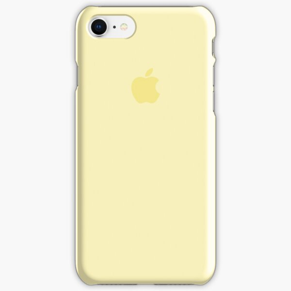 iPhone Case Mellow Yellow iPhone Snap Case