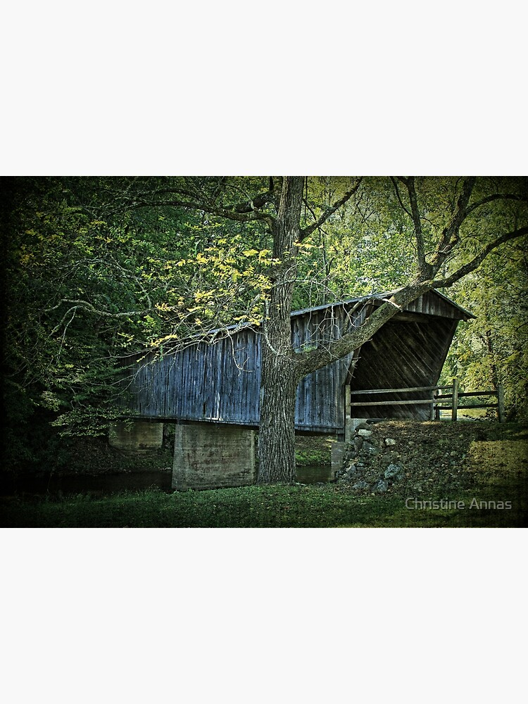 Bob White Covered Bridge by 2Bricks